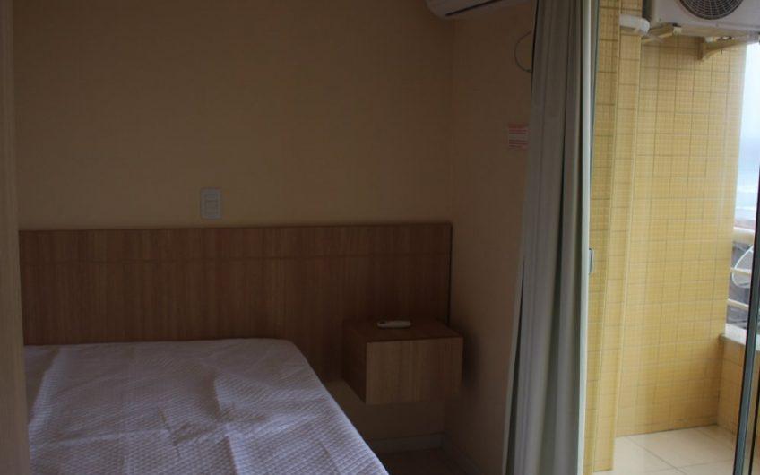Apartamento lateral mar em Bombas – Residencial Estrela do Mar