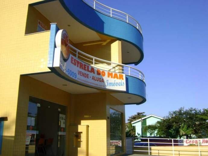 Kitnet para até 3 pessoas na Praia de Bombas – Residencial Estrela do Mar