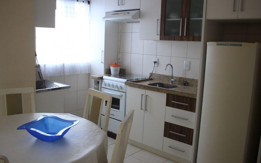Apartamento lateral mar no início de Bombas – Residencial Estrela do Mar